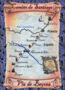 Cartina-Via-de-Baiona