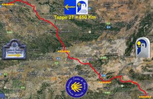 Mappa_Camino_Mozarabe_2014